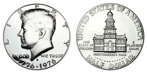 kennedy half dollar value chart 1964 50c accented hair