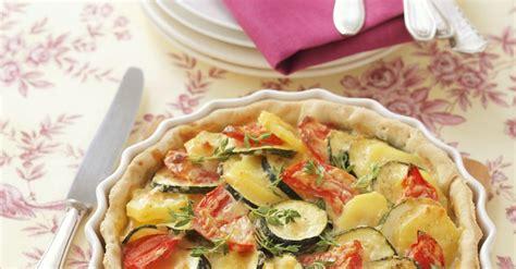 kartoffel zucchini kuchen kartoffel zucchini kuchen mit tomaten rezept eat smarter