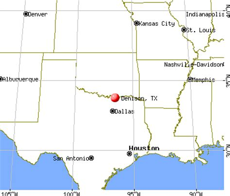 denison texas map denison texas tx profile population maps real estate averages homes statistics