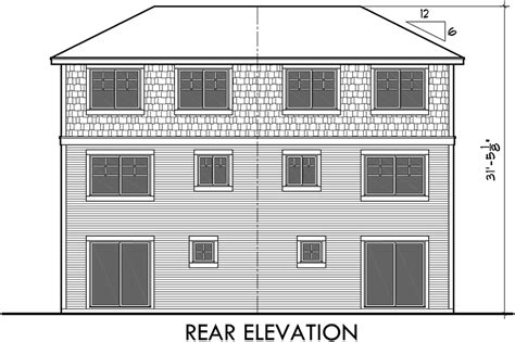 duplex row house floor plans townhouse plans row house plans 4 bedroom duplex house plans