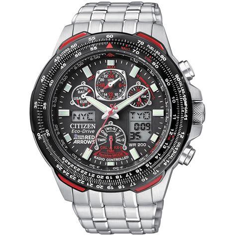 citizen jy0100 59e gents arrows chronograph alarm