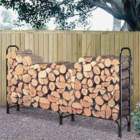 diy firewood rack cover landmann 8 ft firewood rack with cover farm garden