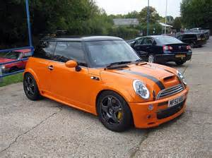 Orange Mini Cooper Mini Cooper S Orange Cars