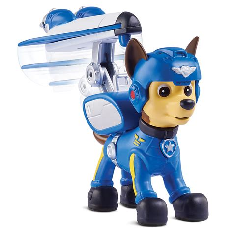 Figur Paw Patrol Transform Murah pup pack badge air rescue products paw patrol