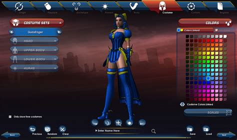 dcuo haircuts female iconic styles page 11 dc universe online forums