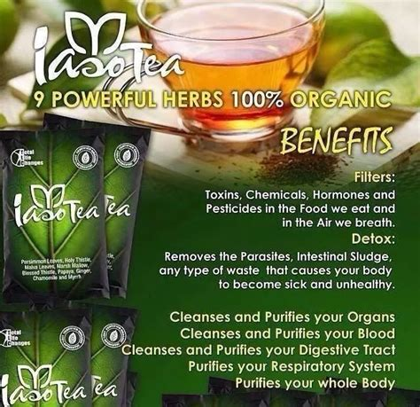 E Iaso Detox Tea by Detox Benefits Of Iaso Tea