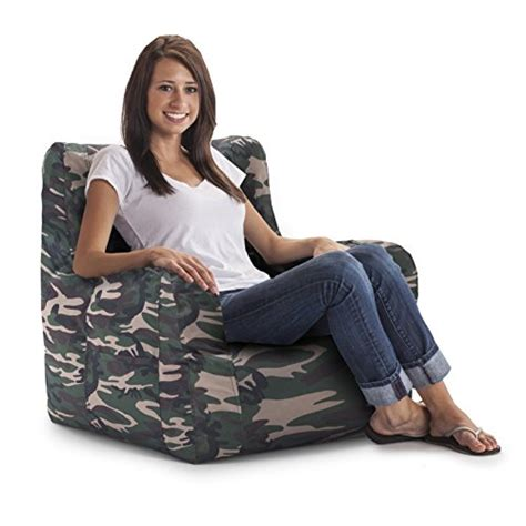 big joe duo chair camo furniture chairs bean bag chairs