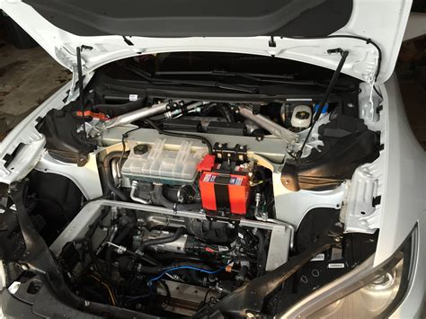 A Peek Under The Quot Hood Quot Of A Tesla Model S P85d