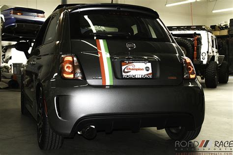 2012 2017 fiat 500 abarth italian stripe kit 12 17 fiat