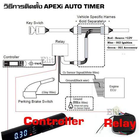 apexi safc wiring diagram apexi vafc wiring diagram