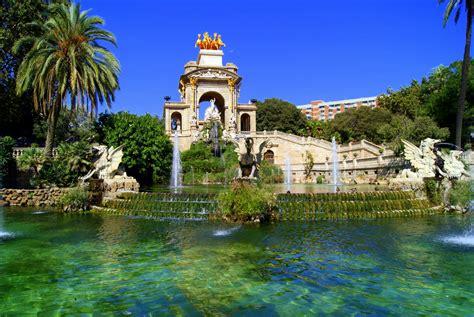 el parque de la ciutadella barcelona home blog