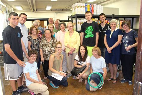 Catholic Social Services Food Pantry by Catholic Social Services Transforms Large Montco Food