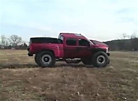 monster truck videos on youtube monster lifted truck jump epic fail youtube