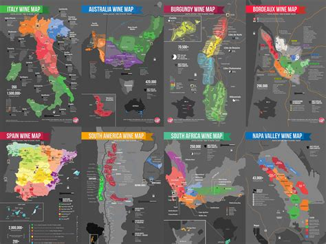 wine map wine maps free wine folly