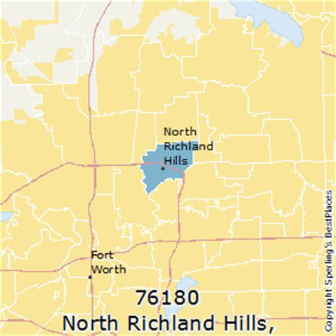 zip code map north texas best places to live in north richland hills zip 76180 texas
