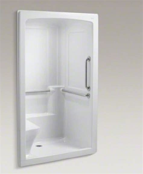 Bathroom Shower Unit Bathroom Designs One Piece Shower Units White Unit