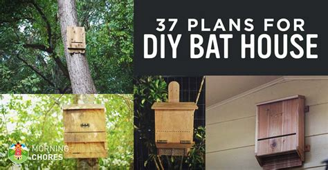 how to make a bat house free plans do it yourself bat house plans