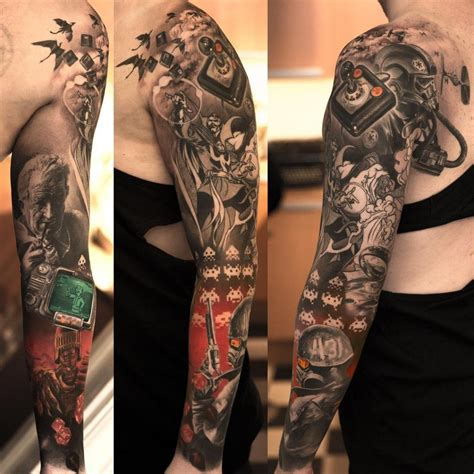 small tattoos for sleeves 25 sleeve ideas you ll forever tattoos