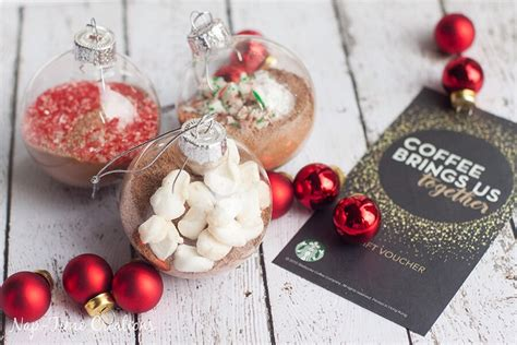 homemade hot chocolate ornaments gift life sew savory