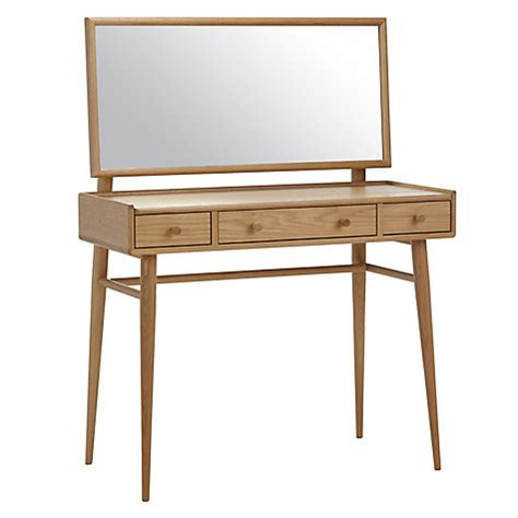 Design This Home Delivery Vanity buy ercol for john lewis shalstone dressing table john lewis