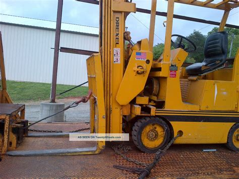 swing mast forklift drexel swing mast electric forklift narrow isle