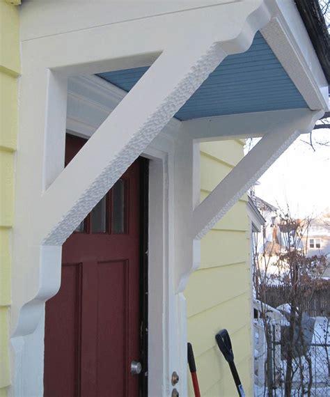 Exterior Door Roof Overhang Customizing Your House Woodworking Magazine Popular
