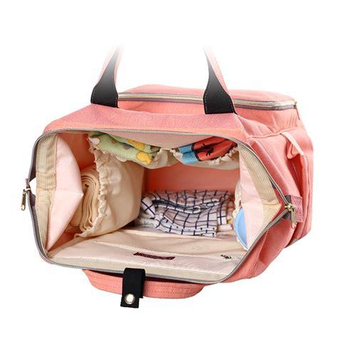 Longch Backpack Sz Large sunveno mummy maternity baby nappy bag large capacity baby nursing backpack new ebay