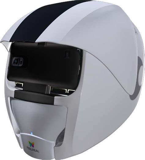 Affordable Duvet Wordlesstech Virtual Reality Mask And Helmet