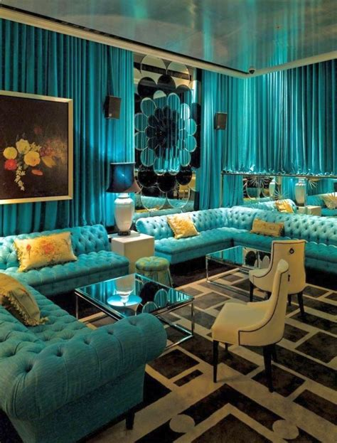 livingroom club 17 breathtaking turquoise living room ideas