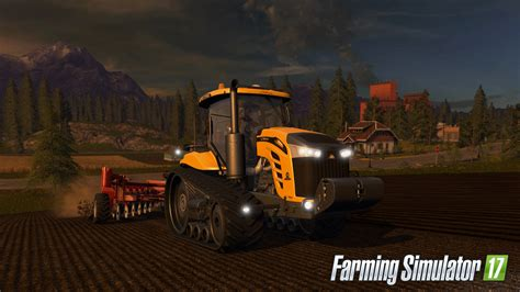 Pc Room by Farming Simulator 17 Is Available Now