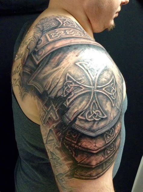 shoulder armor tattoo designs 25 best ideas about armor on shoulder
