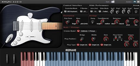 best electric guitar vst kvr ironaxe by xhun audio electric guitar vst plugin