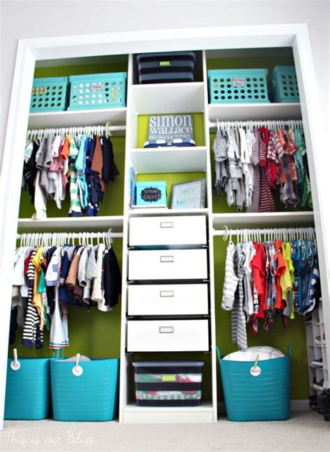 clothes organizer ideas 37 smart and fun ways to organize your kids clothes