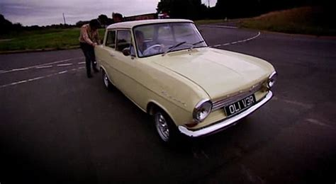 opel kadett oliver top gear s12e01 oliver the happiest car in the world