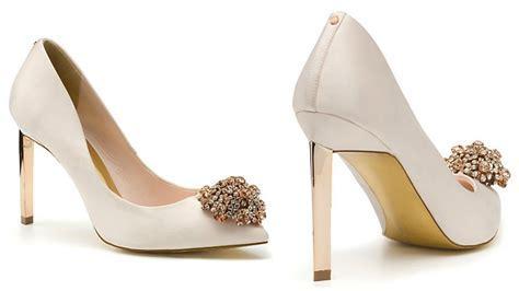 Top 12 Statement Wedding Shoes   Wedding Journal