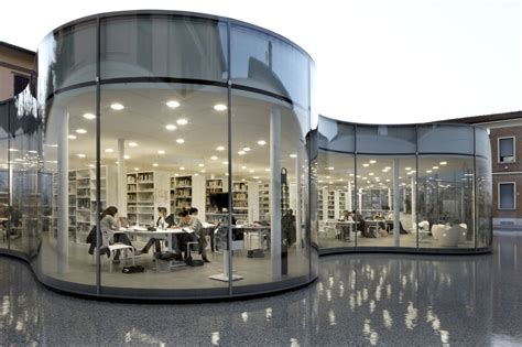gallery of maranello library andrea maffei architects 3