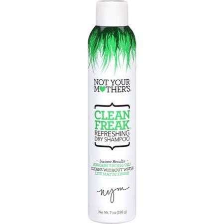 mothers clean freak refreshing dry shampoo  oz walmartcom