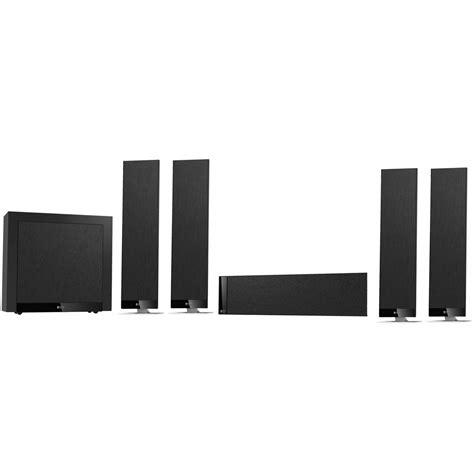 Kefs New Egg Home Cinema Speakers For Heiress by Kef T305 System 5 1 Speaker Pack