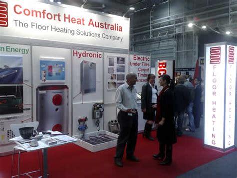 Under Floor Heating From Comfort Heat Australia