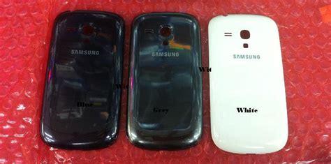 Housing Samsung G355h Ori White samsung s3 mini i8190 ori battery back cover housi end 5
