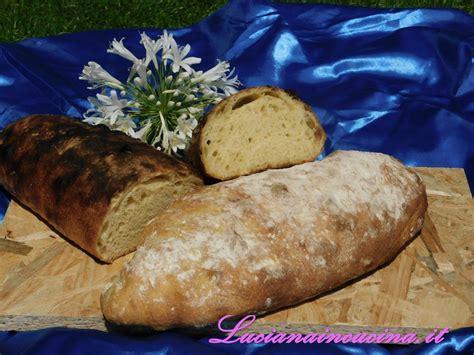 ricetta pane fatto in casa pane fatto in casa luciana in cucina