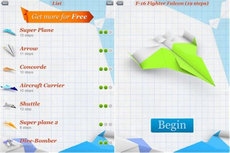 How To Make Paper Airplanes App - cinco aplicaciones con las que divertirte en estas