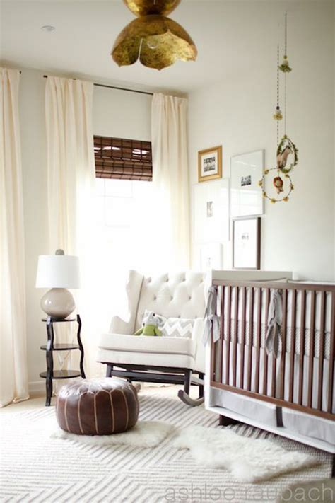 Contemporary Nursery Room Design Designer Nursery Decor