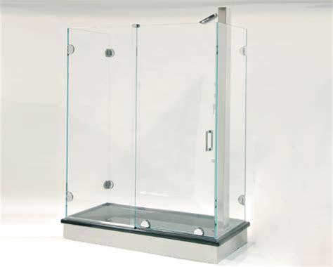 rolling shower door glass our new serenity series sliding door system has