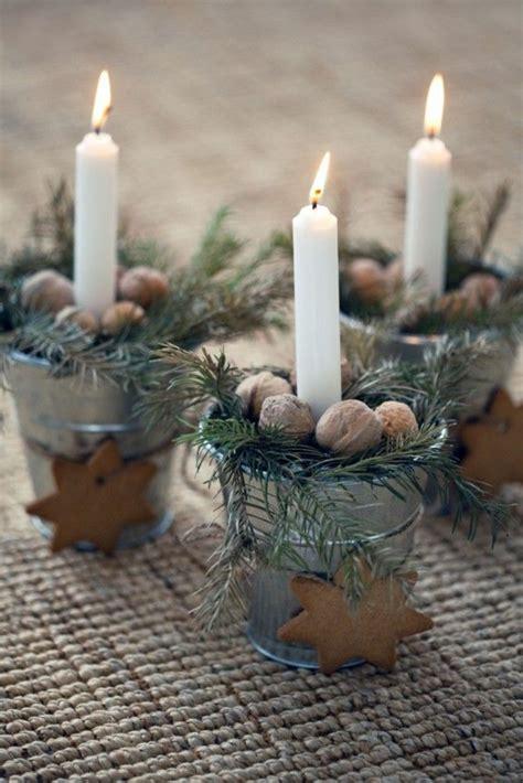 Weihnachtliche Tischdeko Ideen by Weihnachtliche Tischdeko Selbst Gemacht 55 Festliche