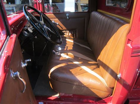 vintage car interior upholstery classic car photo gallery 1941 ford custom convertible