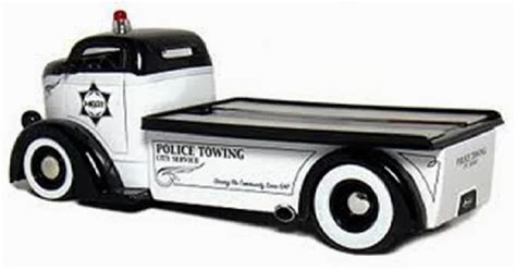 Bmw Spesial Edition Miniatur Mobil heat 1947 ford coe towing diecast mobil jual