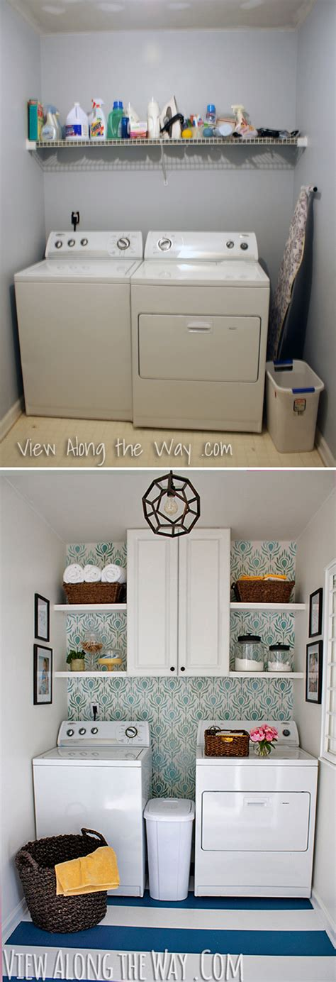 home decor before and after laundry room before and after home decorating diy