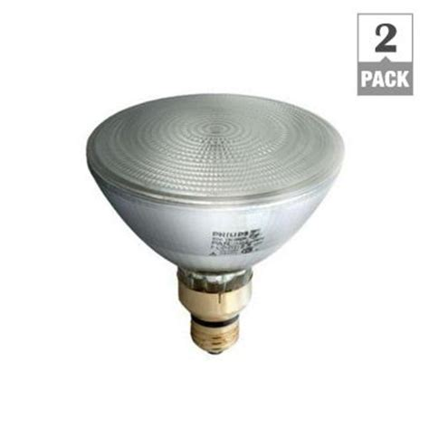 Outdoor Halogen Light Bulbs Philips 90w Equivalent Halogen Par38 Indoor Outdoor Flood Light Bulb 2 Pack Discontinued
