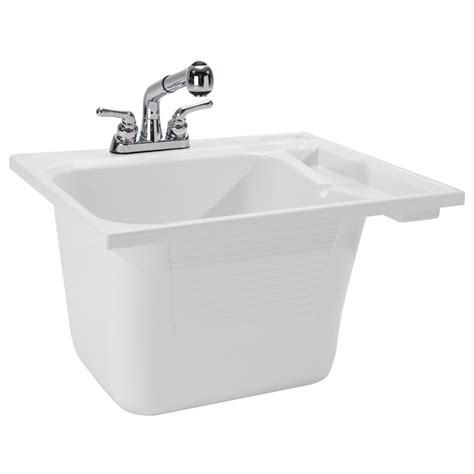 plastic utility sink lowes plastic utility sink architecture markburhennedds com